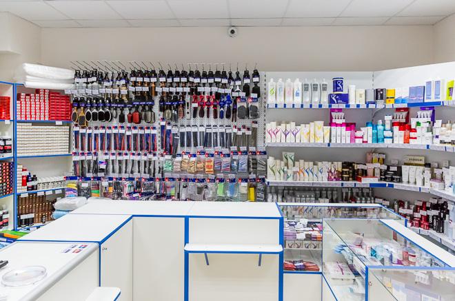фото магазин для парикмахеров