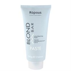 Ультра-обесцвечивающая паста Kapous  Blond Bar 500 г - фото 36679