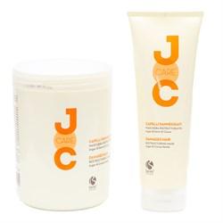 Маска для волос Глубокое восстановление Аргановое масло и какао-бобы Barex Joc Care - фото 36715