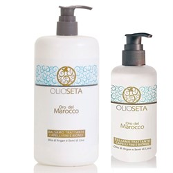Кондиционер увлажняющий для тонких и светлых волос Barex Olioseta Oro del Marocco - фото 36742