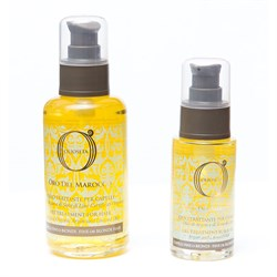 Масло для волос Блонд-Уход с маслом арганы и маслом семян льна Barex Olioseta Oro Del Marocco - фото 36749