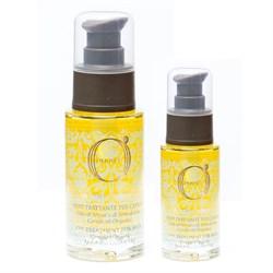 Масло-уход для волос с маслом арганы и маслом семян льна Barex Olioseta Oro Del Marocco - фото 36752
