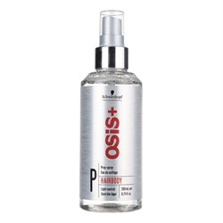 Спрей для укладки волос с ухаживающими компонентами Hairbody Osis+ 200 мл - фото 38377