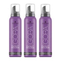 Тонирующий мусс для волос Igora Expert Mousse 100 мл - фото 38653