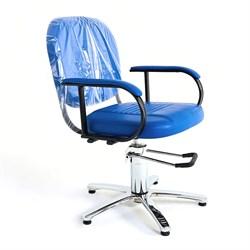 Чехол на кресло полиэтилен 60*70 см 100 шт/уп - фото 39944