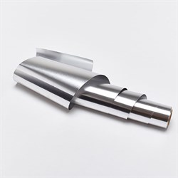 Фольга для парикмахеров серебро - фото 40084