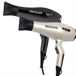 Фен Dewal ErgoLife 2200 Вт, ионизация, 2 насадки - фото 40106