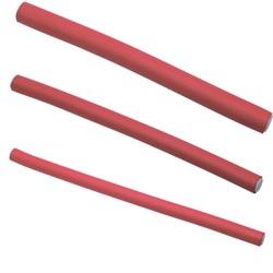 Бигуди-бумеранги Dewal, d=12 мм красные 10 шт/уп - фото 40553