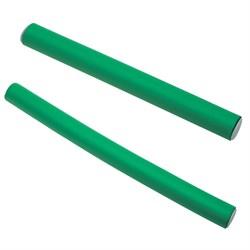 Бигуди-бумеранги Dewal, зеленые d=20 мм 10 шт/уп - фото 40569