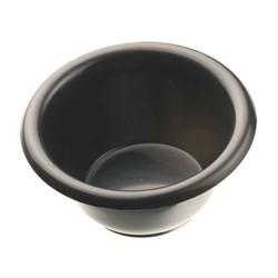 Чаша для краски Dewal, черная 180 мл - фото 40819