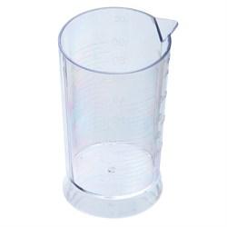 Стакан мерный Dewal для окрашивания, прозрачный, с носиком 100 мл - фото 40832