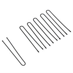 Шпильки Dewal серебристые, прямые - фото 40998