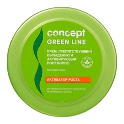 Крем, препятствующий выпадению и активирующий рост волос Concept 300 мл - фото 42020