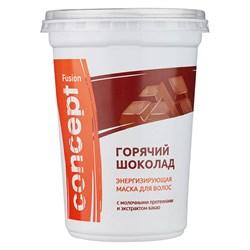 Йогурт-маска Concept горячий шоколад с какао 450 мл - фото 42065