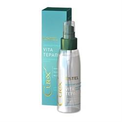 Эликсир красоты Estel Curex Therapy для всех типов волос 100 мл - фото 42610