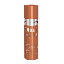 Спрей-уход для волос Яркость цвета Estel Otium Color Life 100 мл - фото 42682