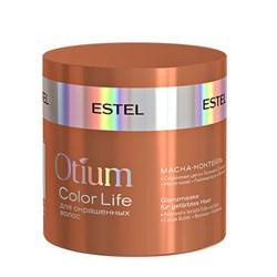 Маска-коктейль для окрашенных волос Estel Otium Color Life 300 мл - фото 42683