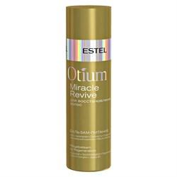 Бальзам-питание для восстановления волос Estel Otium Miracle Revive 200 мл - фото 42688