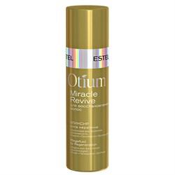 Revive Эликсир для волос Сила кератина Estel Otium Miracle 100 мл - фото 42690