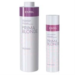 Блеск-шампунь для натурально светлых волос Estel Otium Prima Blonde - фото 42695
