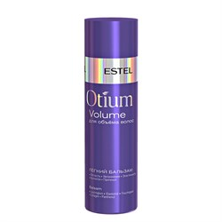 Бальзам-уход для объема Estel Otium Volume 200 мл - фото 42711