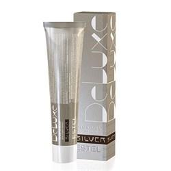 Краска для волос Estel De Luxe Silver 60 мл - фото 42960
