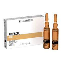 Mасло минеральное для волос Olio Mineralizer Artistic Flair Selective в ампулах - фото 43349