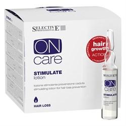 Стимулирующий лосьон от выпадения волос ON CARE Hair Loss Selective 12*6 мл - фото 43430