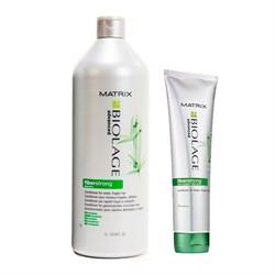 Кондиционер для волос укрепляющий Biolage FiberStrong Matrix - фото 43796