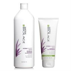Кондиционер для сухих волос Biolage Hydrasource Matrix - фото 43808