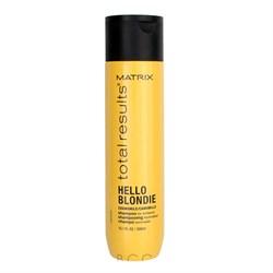 Шампунь для светлых волос Hello Blondy Matrix 300 мл - фото 43849