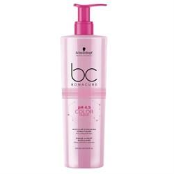 Кондиционер для волос  Bonacure pH 4.5 Color Freeze мицеллярный очищающий 500 мл - фото 44274