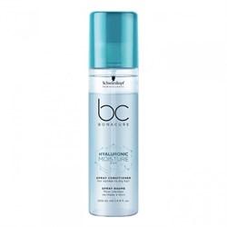 Спрей-кондиционер для волос  увлажняющий Bonacure Hyaluronic Moisture Kick 200 мл - фото 44287