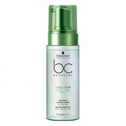 Мусс-кондиционер для волос коллагеновый Bonacure Collagen Volume Boost 150 мл - фото 44359