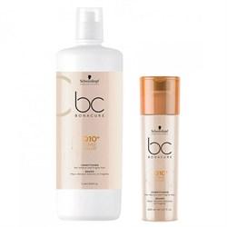 Кондиционер для волос смягчающий Bonacure Q10+ Time Restore - фото 44360