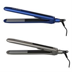 Щипцы для волос Dewal Ocean, 25х90 мм, терморегулятор, керамико-турмалиновое покрытие, 35 Вт - фото 44825