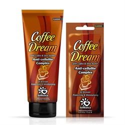 Крем для загара в солярии Coffee Dream с маслом кофе, маслом Ши и бронзаторами SolBianca - фото 44848