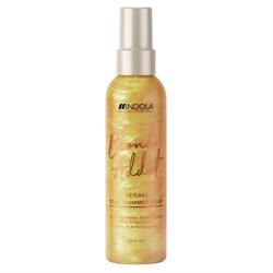 Спрей для волос Indola Blond Addict для придания золотого блеска 150 мл - фото 44938