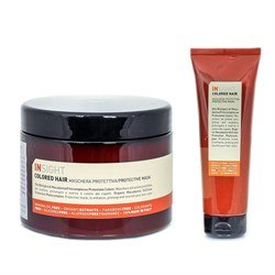 Маска защитная для окрашенных волос Colored Protective Insight - фото 45147