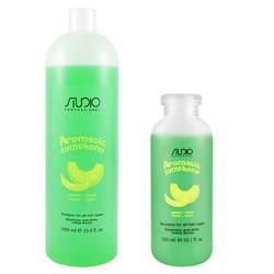 Шампунь для всех типов волос Банан и дыня Kapous Aromatic Symphony - фото 46032