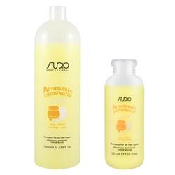 Шампунь для всех типов волос Молоко и мёд Kapous Aromatic Symphony - фото 46041