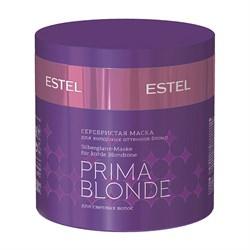 Серебристая маска для холодных оттенков Estel Otium Prima Blonde 300 мл - фото 46084