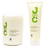 Маска для сухих и ослабленных волос Алоэ вера и авокадо Barex Joc Care