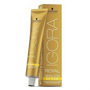 Краска для волос Igora Royal Absolutes AgeBlend 60 мл