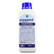 Раствор для дезинфекции Аламинол 1 л