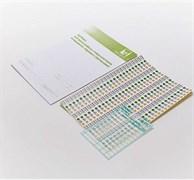 Индикатор стерилизации Стериконт-В-180/60-02 внешний 500 шт/уп