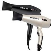 Фен Dewal ErgoLife 2200 Вт, ионизация, 2 насадки