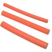 Бигуди-бумеранги Dewal, оранжевые d=18 мм 10 шт/уп