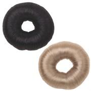 Валик для прически Dewal, искусственный волос d=8 см