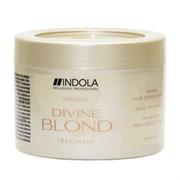 Маска восстанавливающая Indola Блонд для светлых волос 250 мл